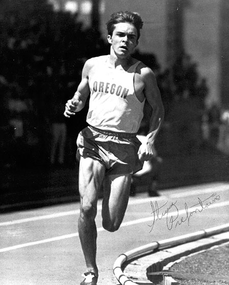 Prefontaine running