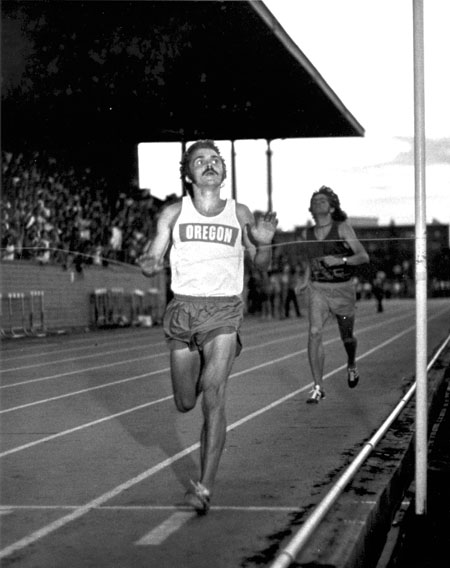 from a hometown hero to a college phenom the story of steve roland prefontaine